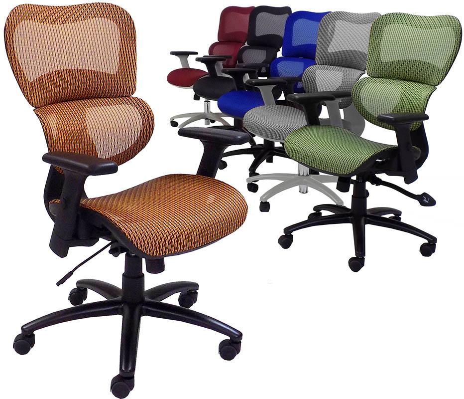 humanflex elastic ergonomic office chair made of mesh fabric ZWFIPAI