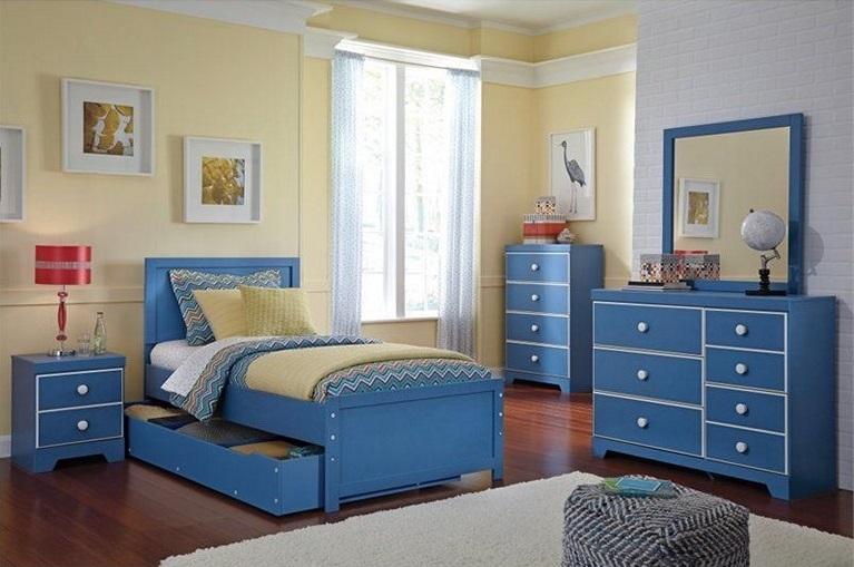 Picture from: blue boys bedroom furniture JTJGHGR