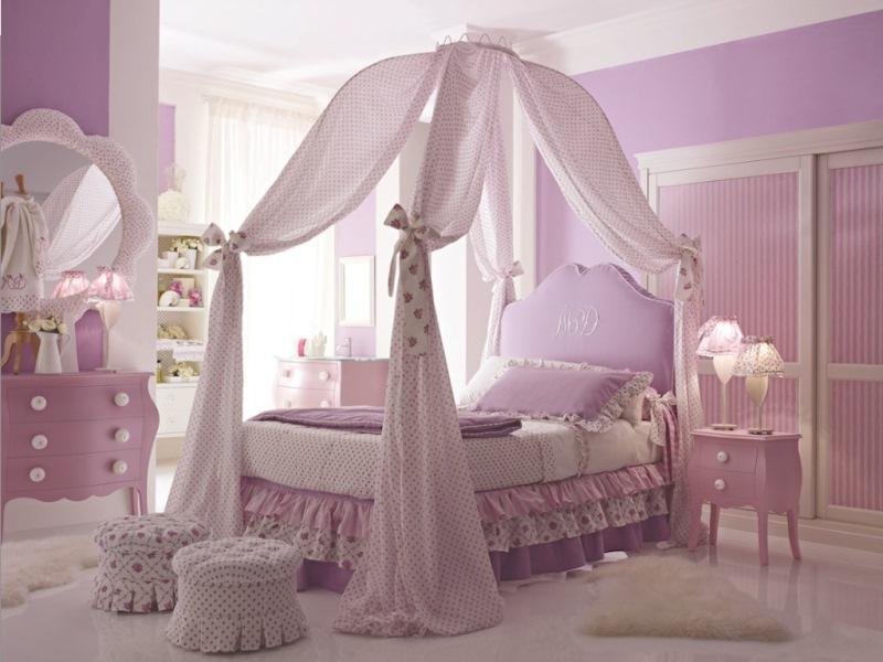 Princess Bedroom Set