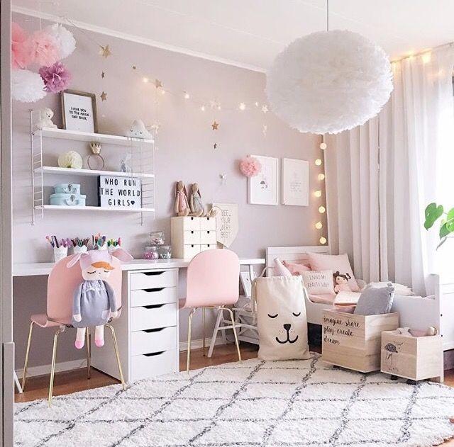 The 25 best bedroom ideas for girls on Pinterest Girls' Room XQWNSHB