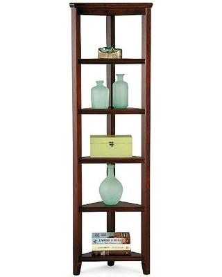 improvements taylor shelf 6-tier corner shelf BRZANON