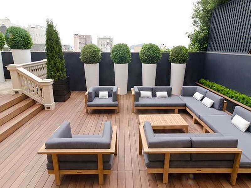 Incredible modern garden furniture made of wood, you can find modern garden furniture house decors NTTRXCH