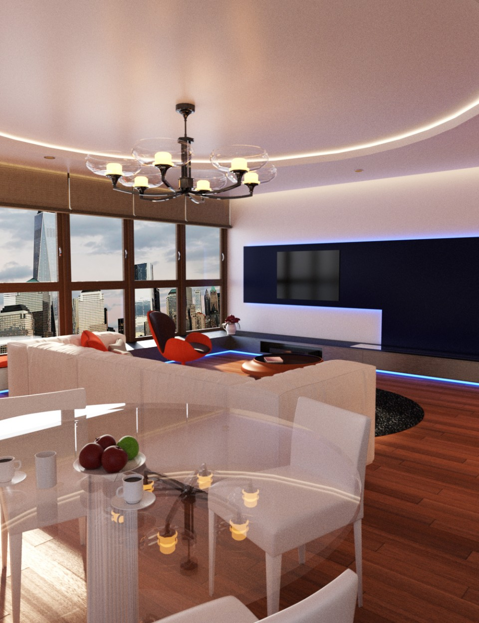 Innovative living room design Innovative living room BYCZXCM