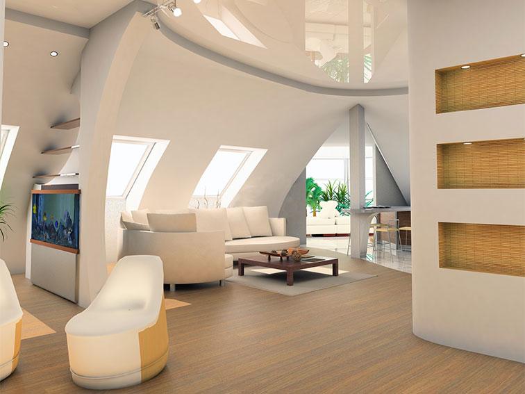 Innovative living room design Innovative web design PCAOTAY
