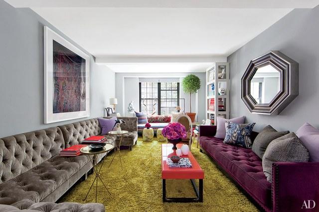 WINNLZS inspirational gray living room ideas