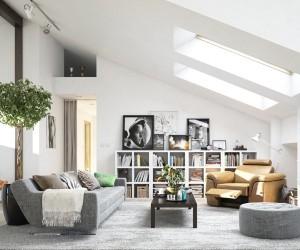 Furnishing ideas Scandinavian living room design: Ideas & Inspiration QFPHBDV