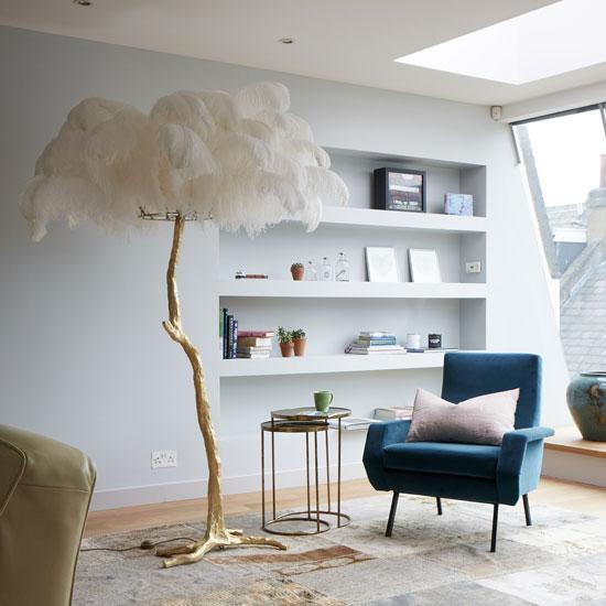 Interior design living room 10 statement lights that make a room shine KIBMEHB