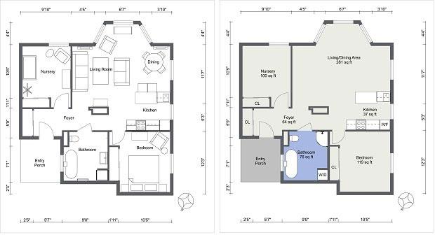 Interior architecture plan e design interior floor plan ... ECOPYXN
