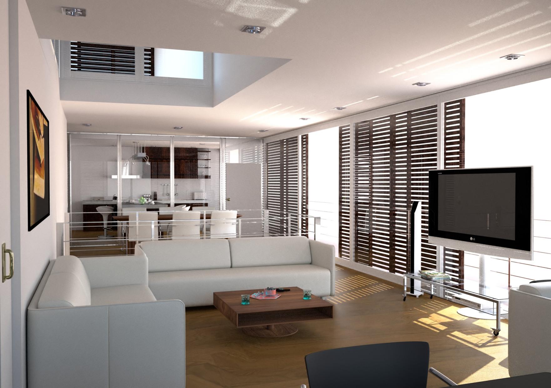 Interior design of the house bedroom coherent interior design by Geometrix XLDWEGB