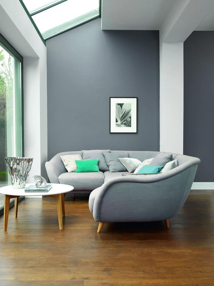 Interior painting ideas for more decorating ideas visit www.redonline.co.uk |  Paint colors |  Pinterest OSKZSCF