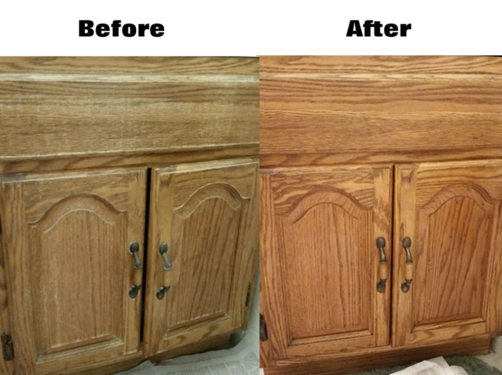 Introduction: Simply replace wooden cabinets without reworking VNIYQOD