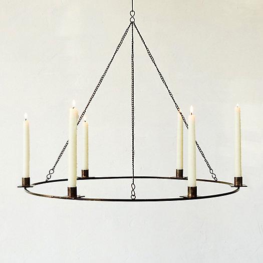 Iron candlestick CGXUBQU