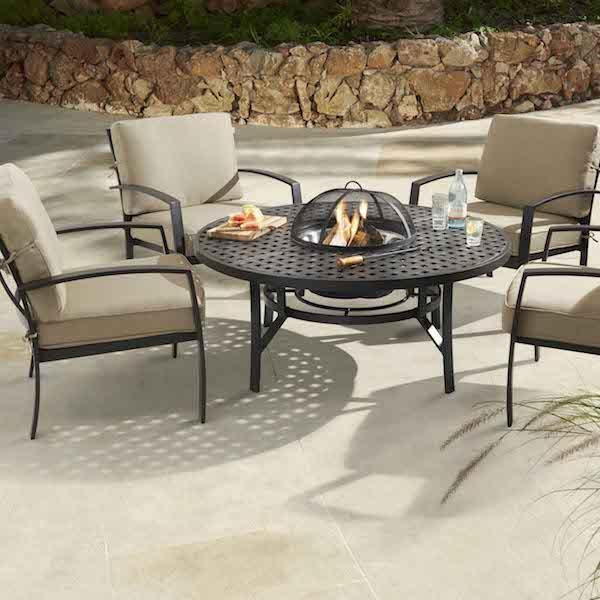 jamie oliver garden furniture made of cast aluminum / jamie oliver.  Discover RQSMDFZ