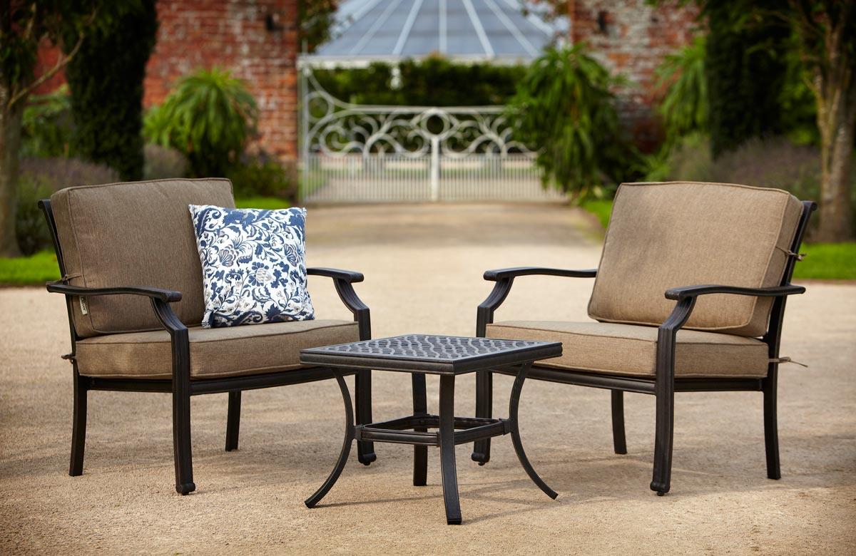 jamie oliver garden furniture hartman jamie oliver deep-seated coffee set - bronze BSXDNUV
