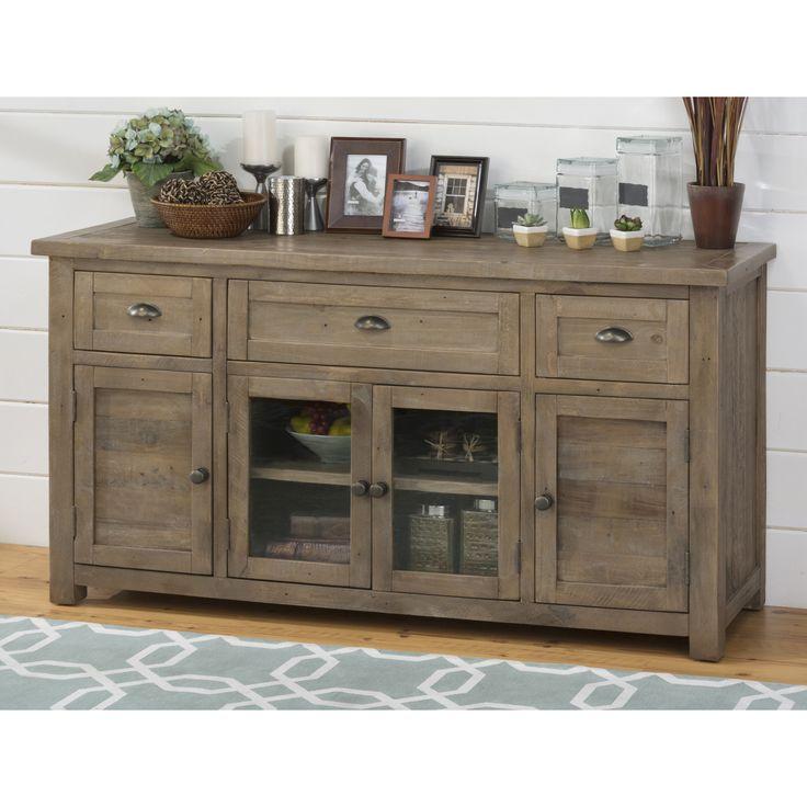 Jofran Furniture Jofran Slate Mill TV Stand & Reviews    Wayfair DAADSOG