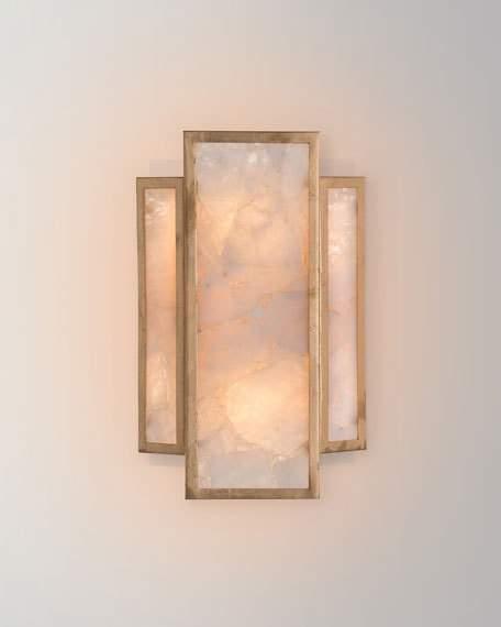 John-Rihard Collection Calcit 2-lamp wall lamp TCUUCTO