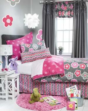 Children's bed linen for girls AMKPGEB