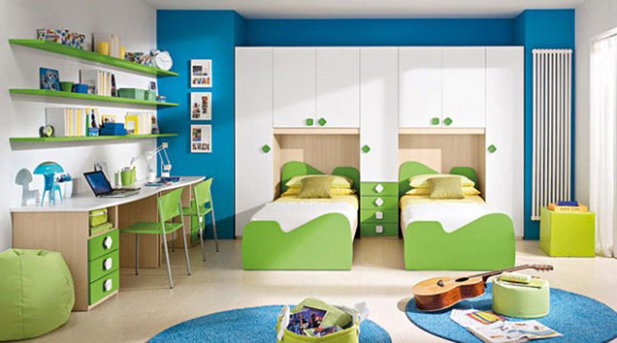 Children's room Create your children's dreamland by decorating ideas for the children's room XCPZGKK