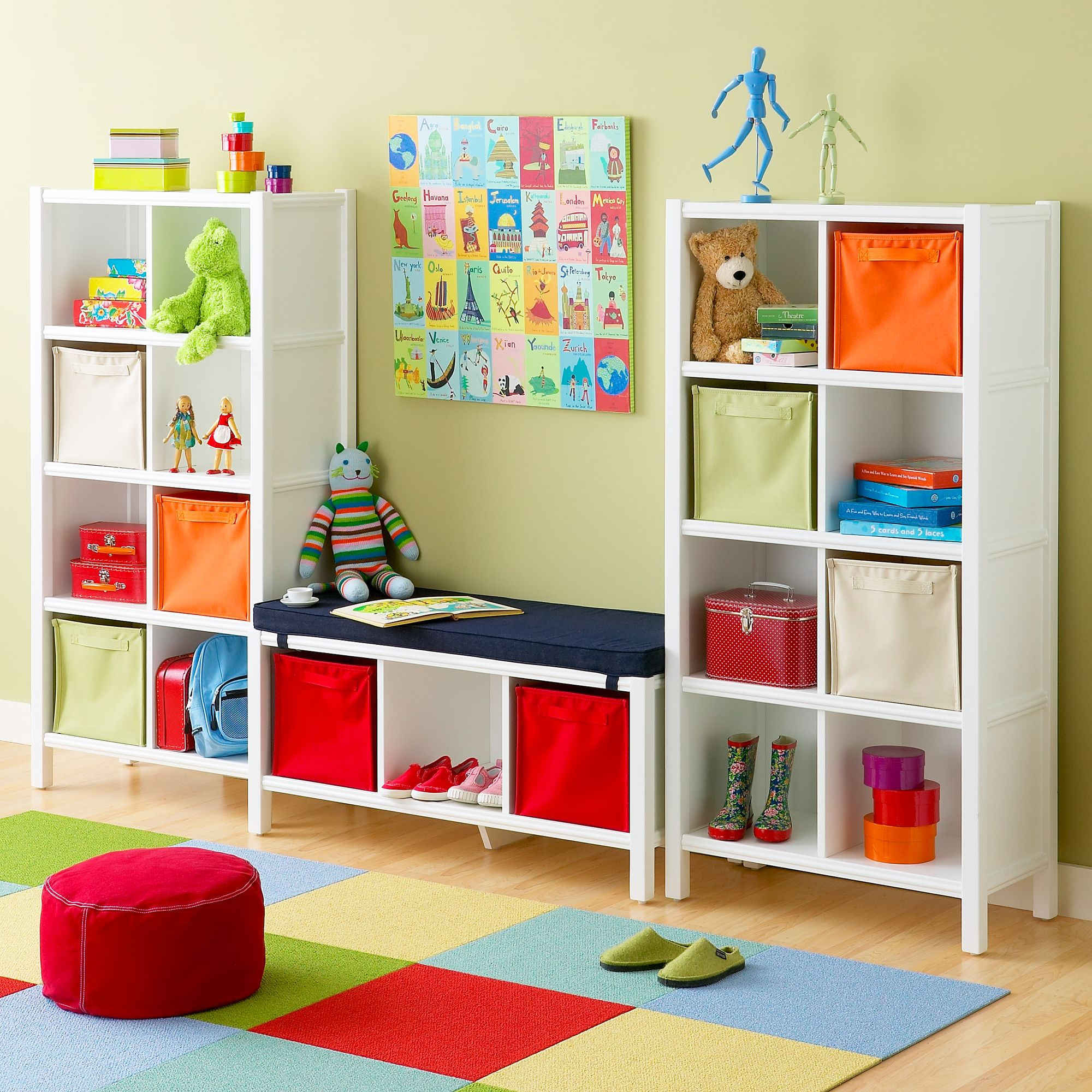 Storage furniture for children's rooms Storage boxes for children's rooms Storage furniture for girls Storage containers for playrooms FDQUEPL