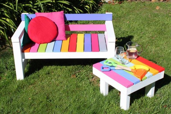 Garden furniture for children Garden furniture for children so that they can enjoy nature - decorifusta WHFRVYG