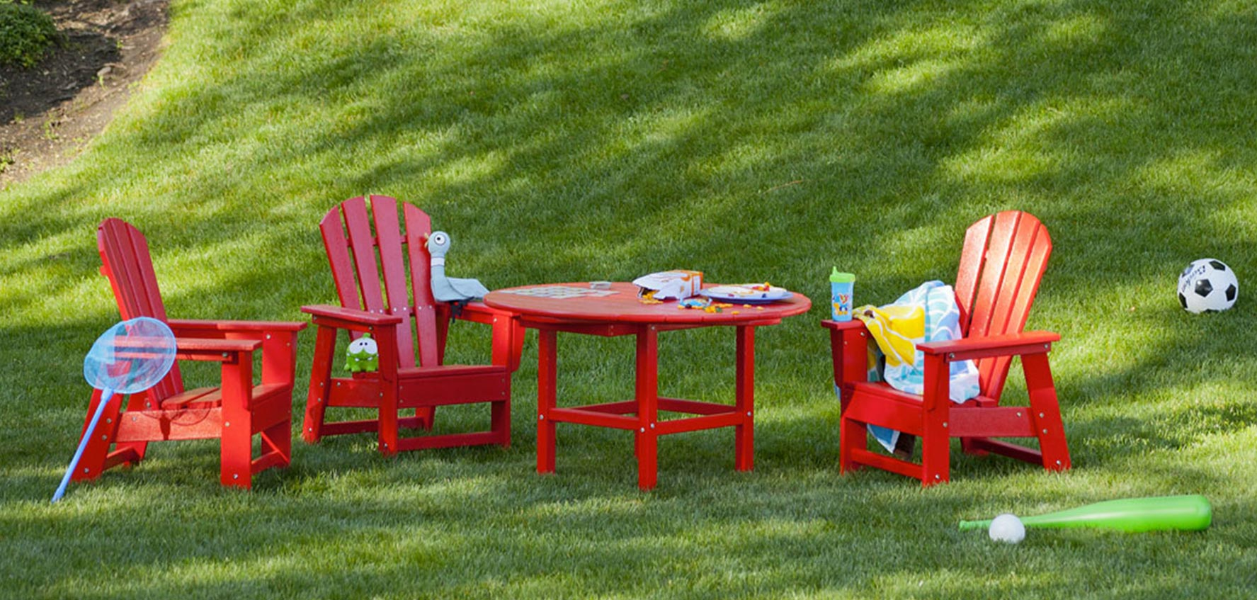 Children's furniture for outdoors Children's furniture for indoors - garden furniture JUESGGG
