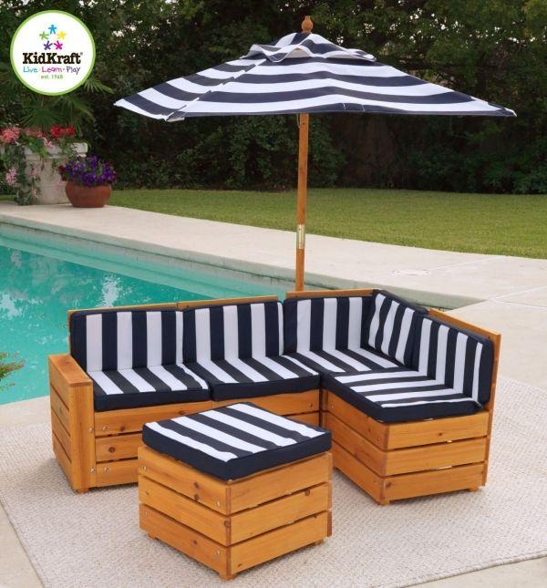 Garden furniture for children Garden furniture |  kidu0027s nautical garden furniture AYBUGOM