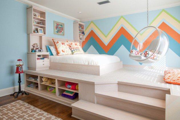 Nursery Design 15 Fun Contemporary Nursery Designs BMPBJWQ