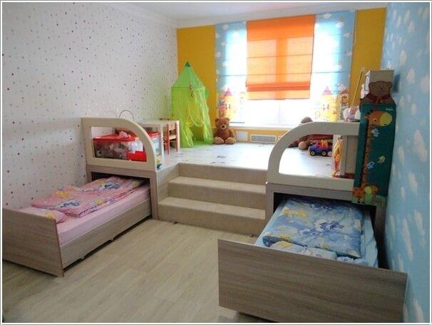 Children's room design 6 space-saving furniture ideas for small children's rooms |  pinterest |  IREIXVO