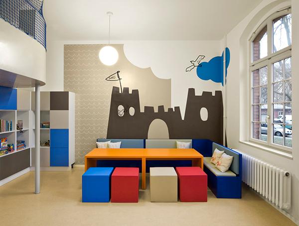 Children's room design fun children's room designs by Dan Pearlman OYVGTIR