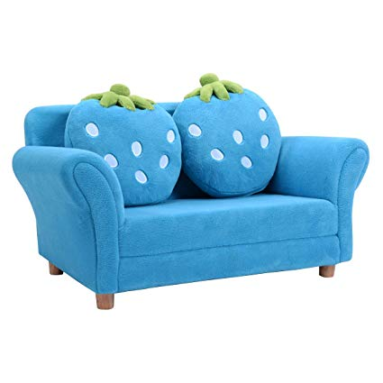Children's sofa costzon Children's sofa, children's couch, armchair, upholstered living room furniture, ICWTAVD