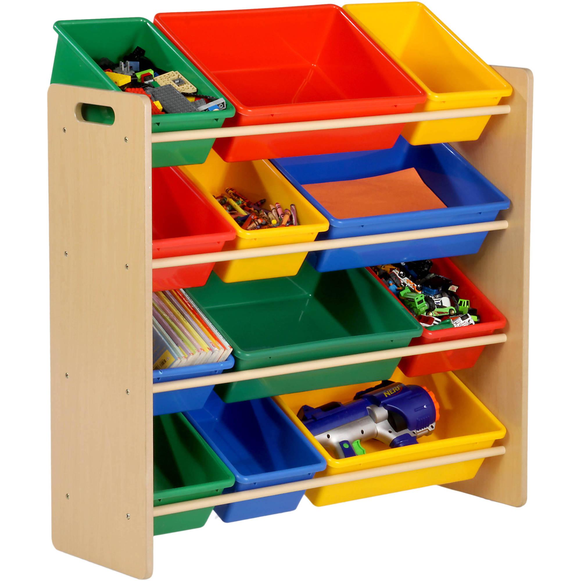 Child storage honey can do children's toy organizer and storage box, multi-color room RMQIKJY