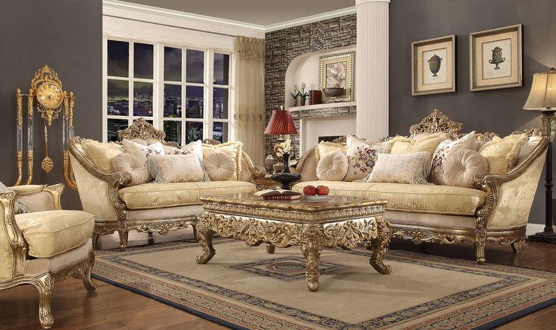 Kingsbury Formal Living Room Set ... LOACIZU