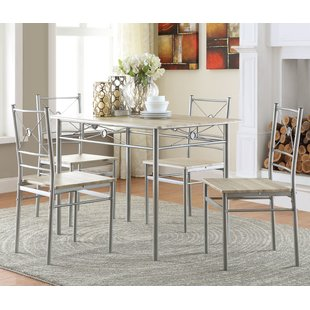 kitchen and dining room tables kieffer 5-piece dining set DMCKKUX