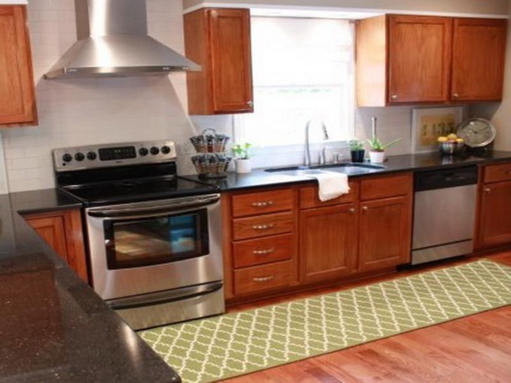 Kitchen rugs washable design NZMVPWQ