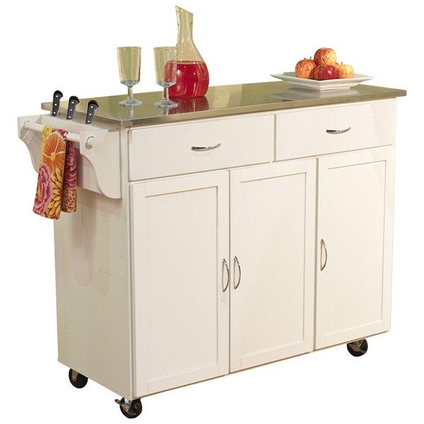 Kitchen trolleys Kitchen islands & trolleys youu0027ll love |  Wayfair LDUVQQD