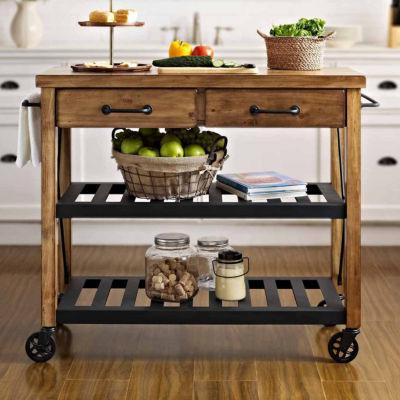 Kitchen trolleys Microwave trolleys, kitchen trolleys & breakfast bars QXXAYTK