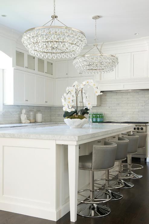 Bling pendant |  Glass chandelier |  Modern |  Lighting |  Bedroom .