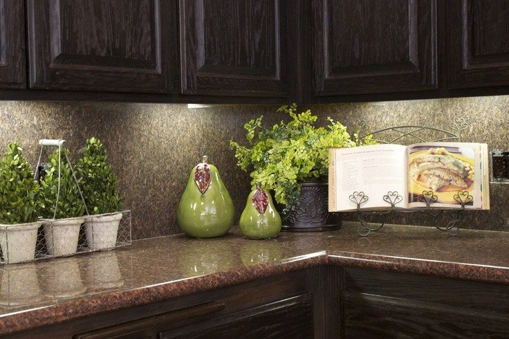 Kitchen decoration ideas how to decorate and equip a kitchen worktop for living or for VMNXYBD