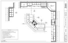 Kitchen floor plans 58487e509454b480fa9364631b352b64.jpg 640 × 414 pixels QPKYMLE