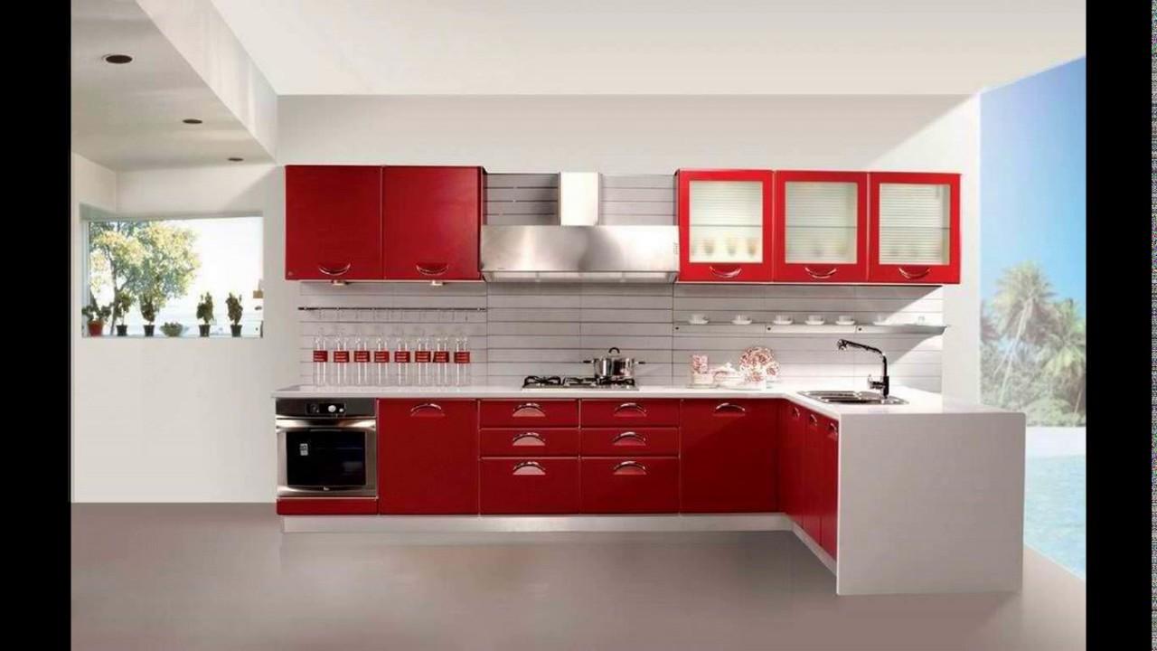 Kitchen furniture design in India THISADX