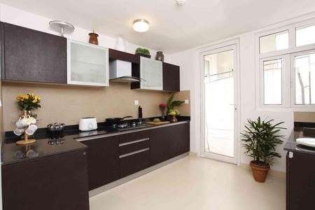 Kitchen interior YFRLKGX