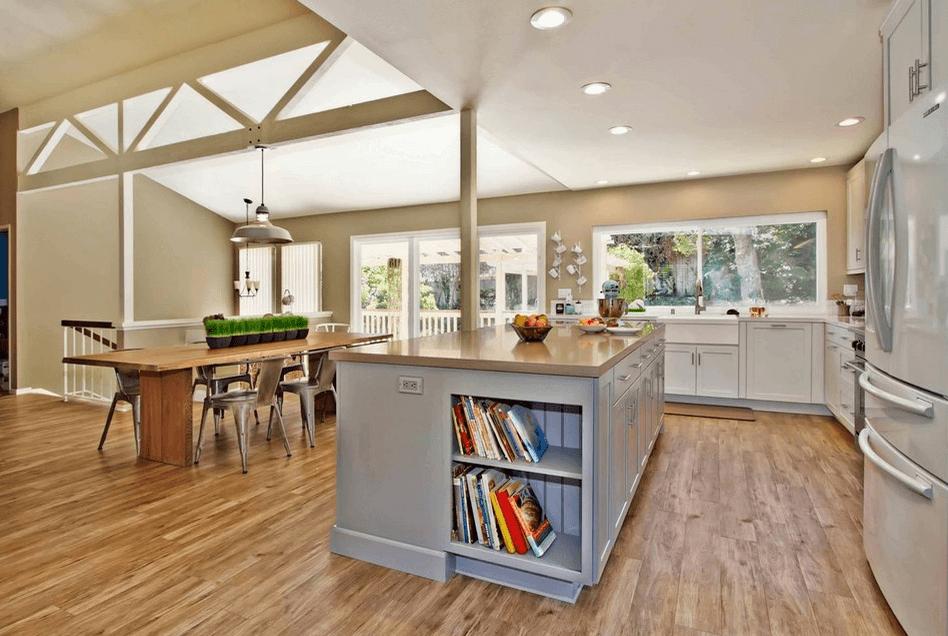 Kitchen Island Designs 60 Kitchen Island Ideas and Designs - freshome.com QZRXIXQ