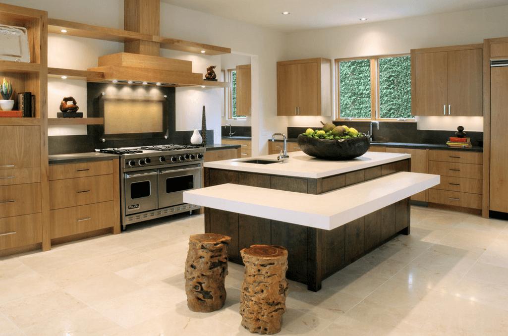 Kitchen Island Designs 60 Kitchen Island Ideas and Designs - freshome.com TPPRUML