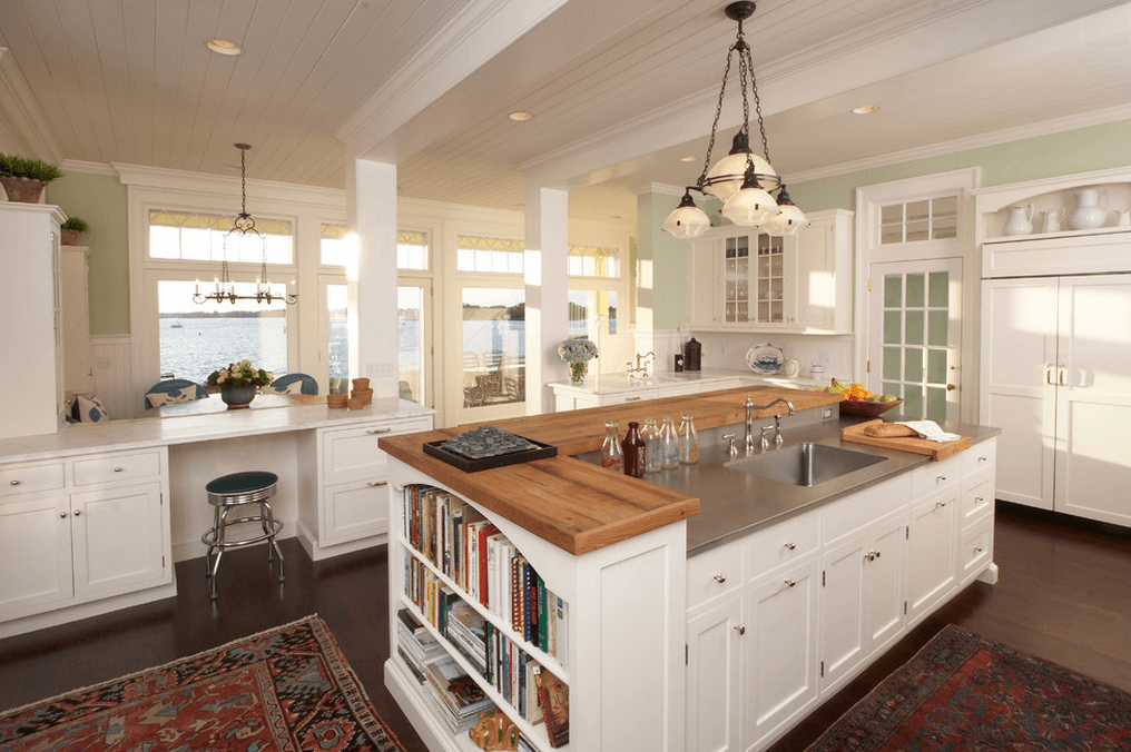 Kitchen Island Designs 60 Kitchen Island Ideas and Designs - freshome.com WUZVKLS