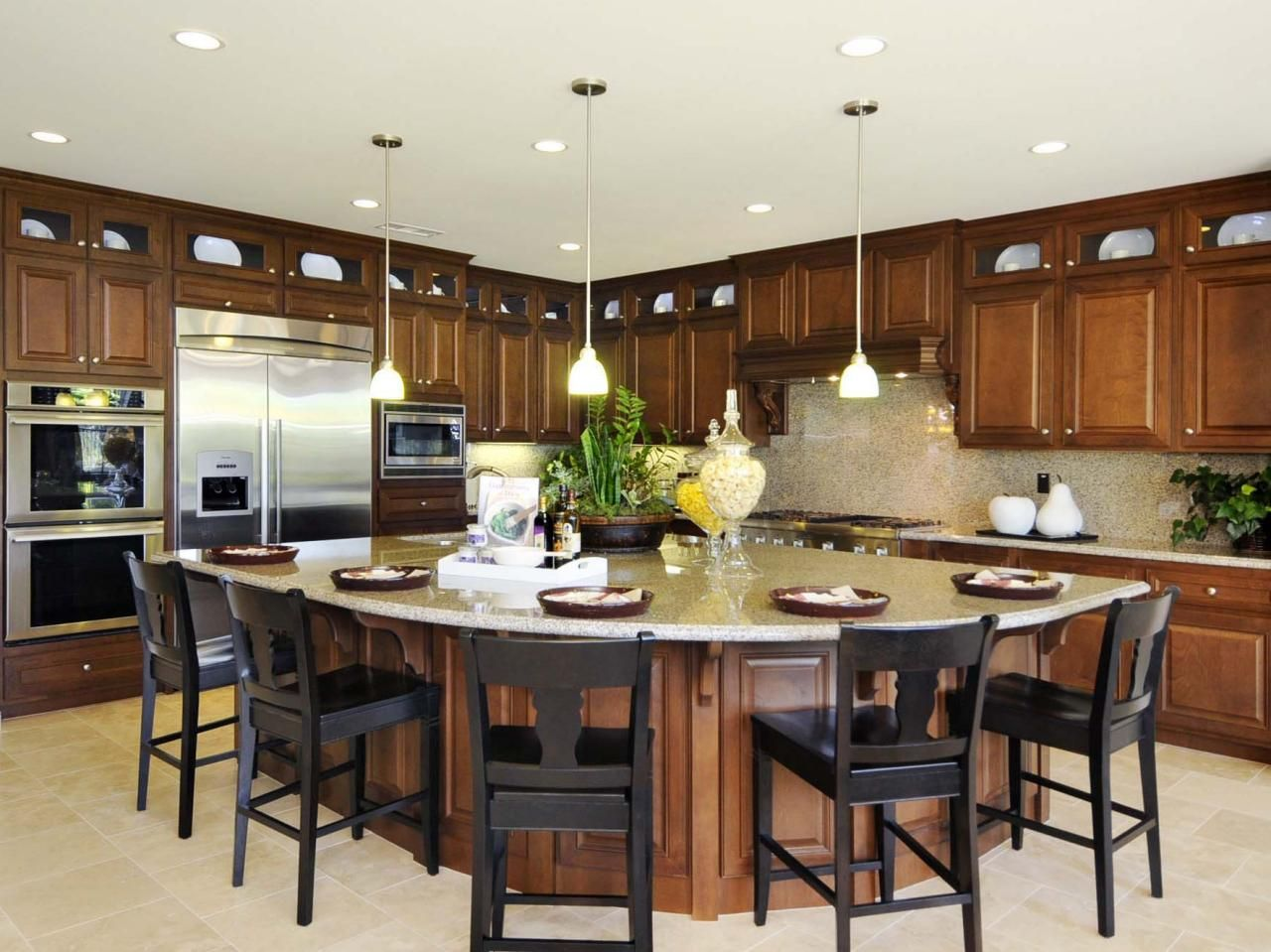 Kitchen Island Designs Kitchen Island Design Ideas: Pictures, Options & Tips |  tips kitchen designs - NLQYTLB
