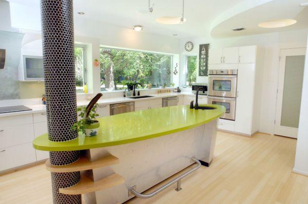 View kitchen island designs in gallery innovative kitchen island design CYXVPOM