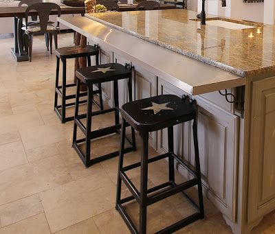jvw home: EXPANSION OF YOUR KITCHEN ISLAND |  Kitchen island.