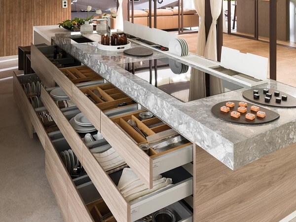8 of our Favorite Kitchen Island Design Ideas - Kitchen Island ...
