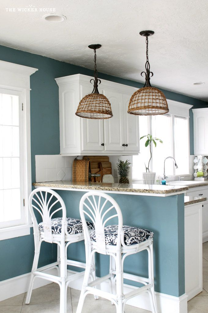 Kitchen color colors itu0027s Emily from the wicker house here and today I wanted PZEHWHH
