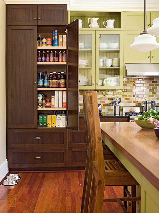 Kitchen pantry pantries ERHVITN